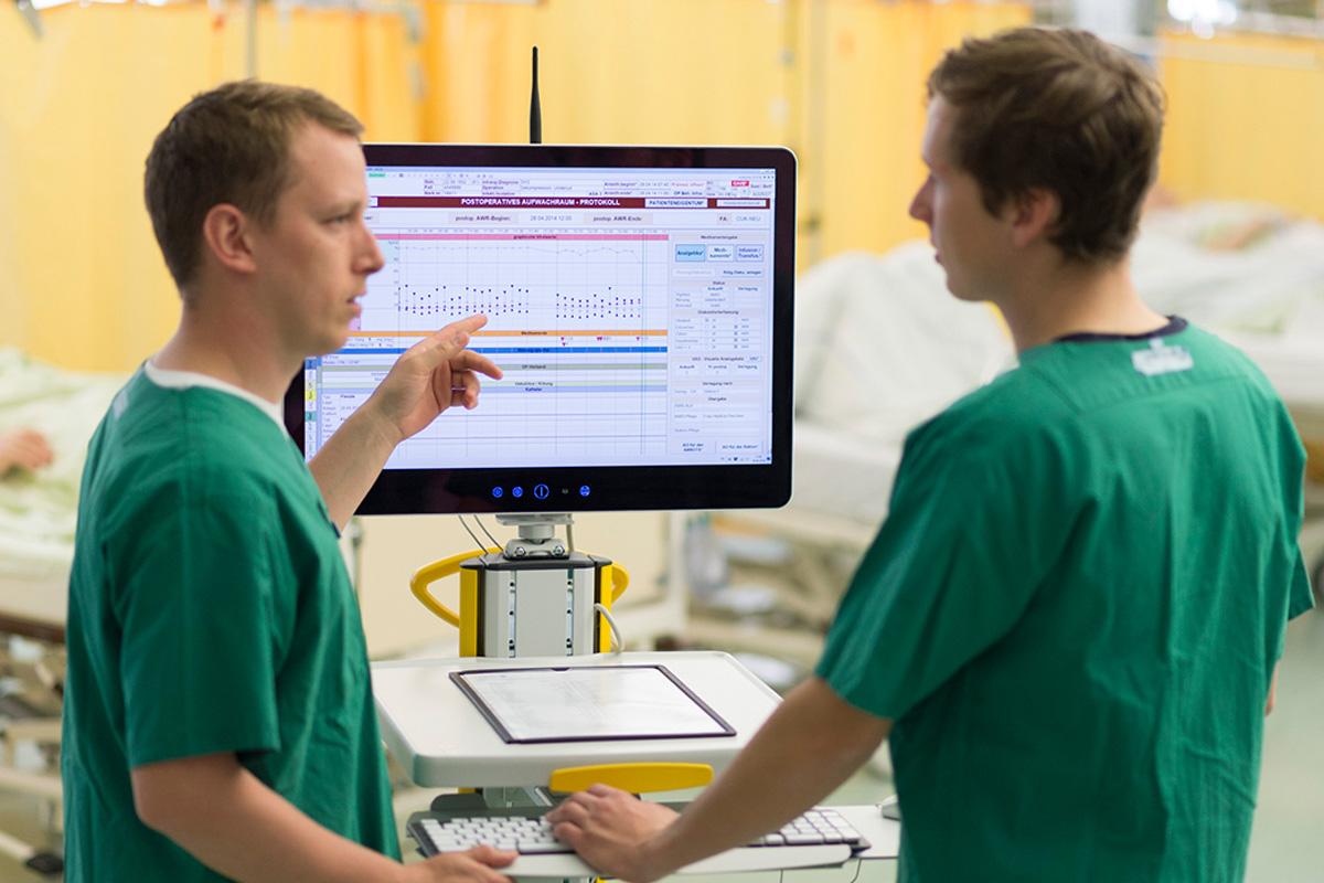 COPRA bietet, was Kliniken brauchen