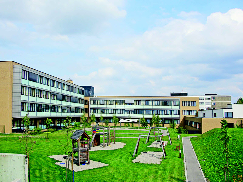 SLK-Kliniken Heilbronn GmbH